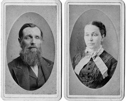 Gilbert and Esther Claflin