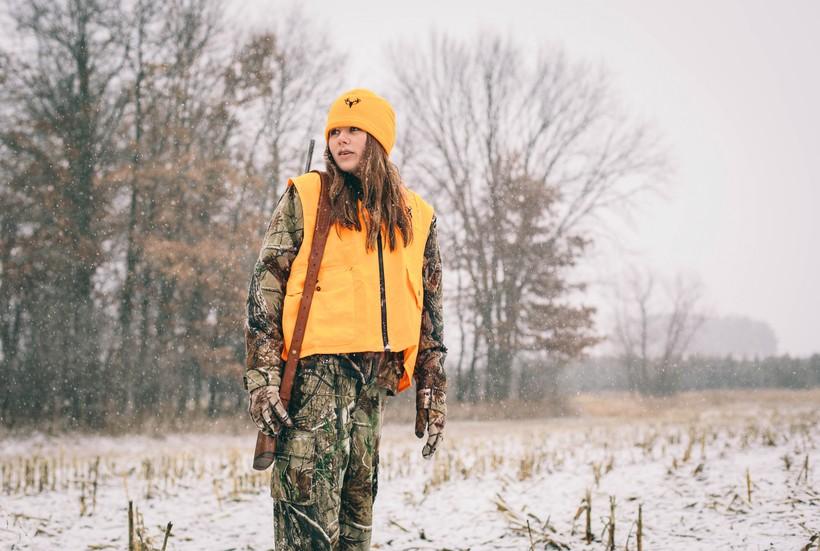 Kailee hunting, Travis Dewitz