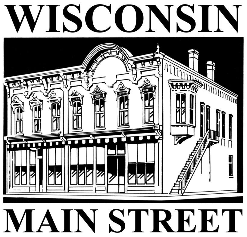 Wisconsin Main Street Program logo