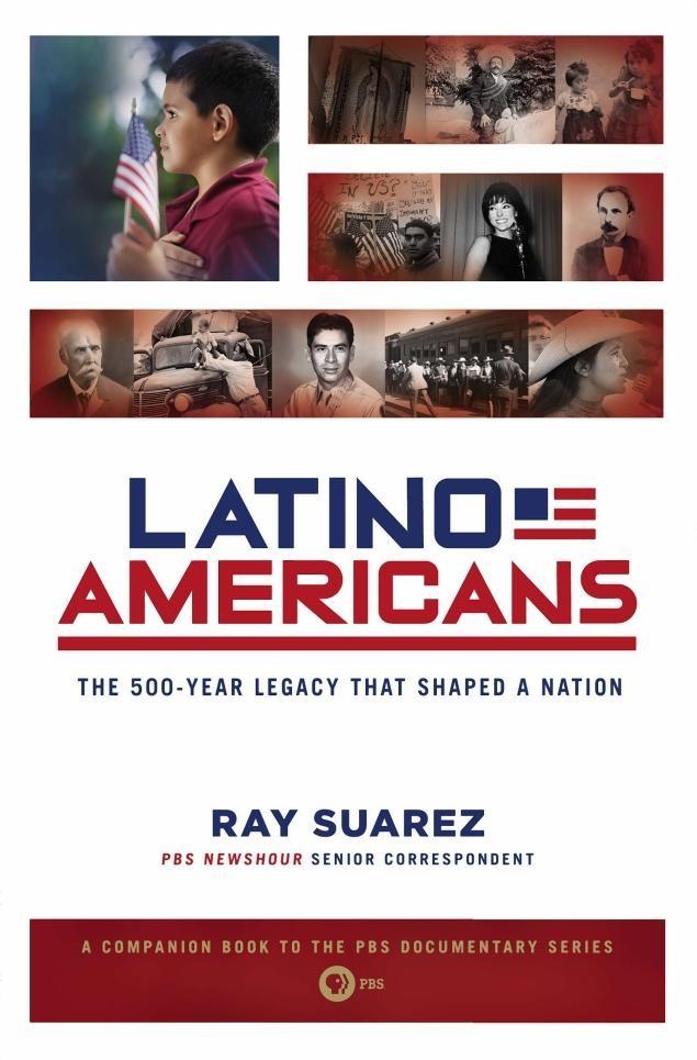 Latino Americans book cover