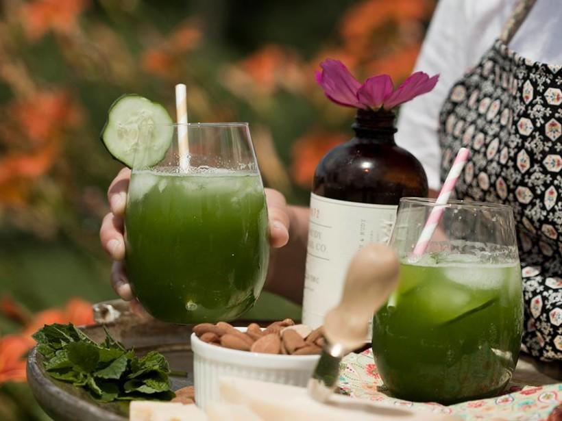 cucumber cocktail, Inga Witscher