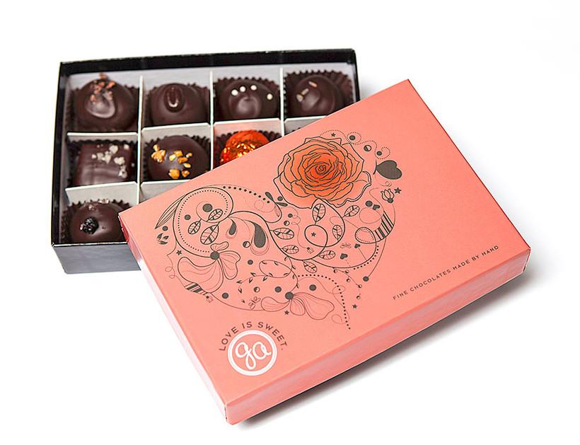 Gail Ambrosius chocolates