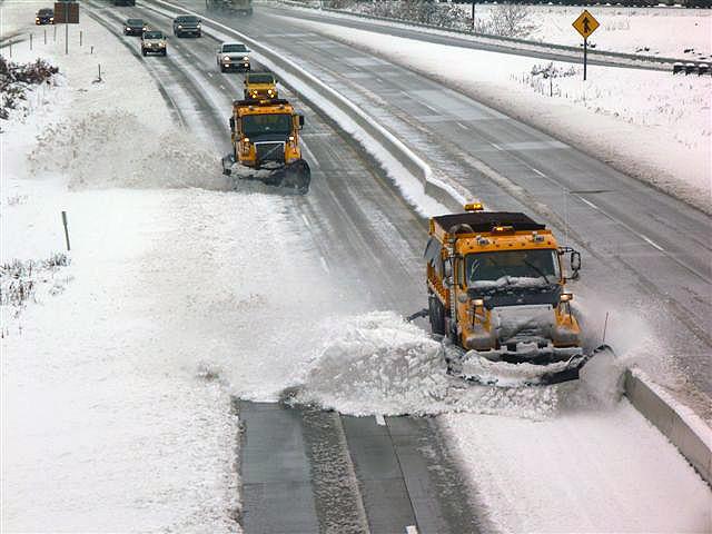 highway plows