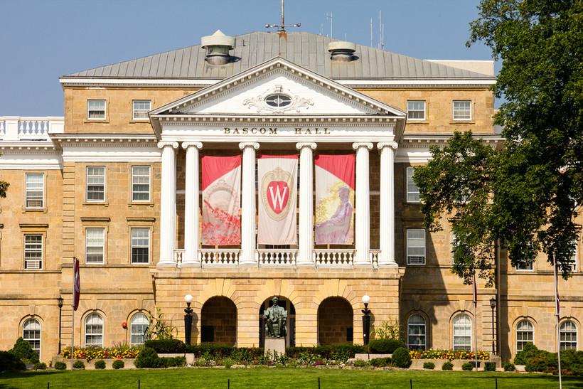Bascom Hall UW-Madison