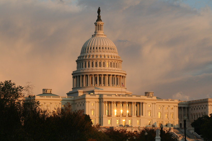 U.S. Congress Capitol Dome