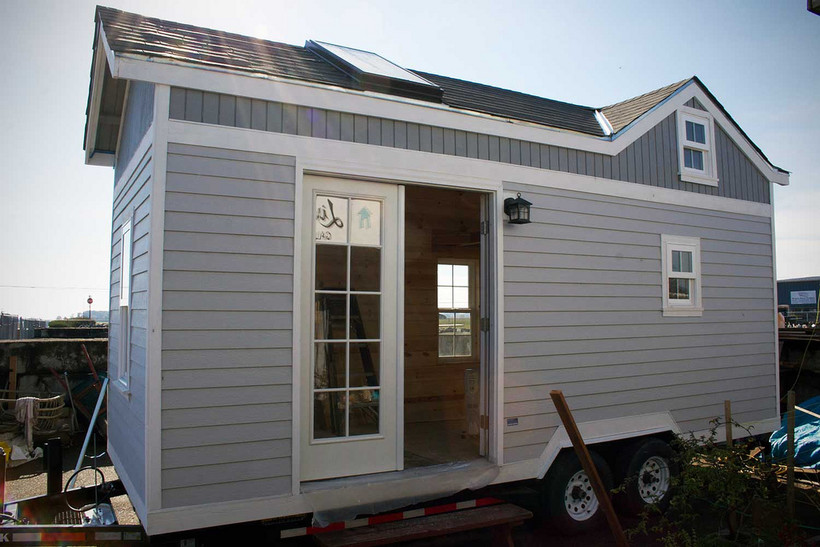 Tiny Houses For A Better Life Wisconsin Public Radio,Warm Neutral Living Room Colors