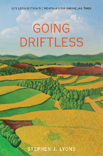 Book cover of Going Driftless.