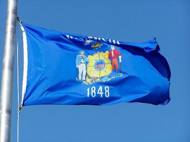 Wisconsin flag