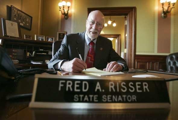 Fred Risser