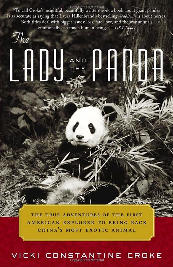 The Lady and the Panda: The True Adventures of Ruth Harkness, the