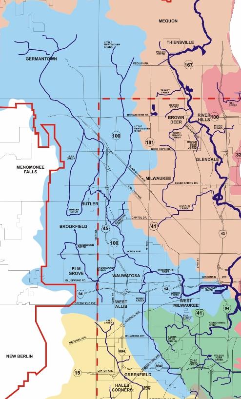SE Wisconsin Watersheds Trust