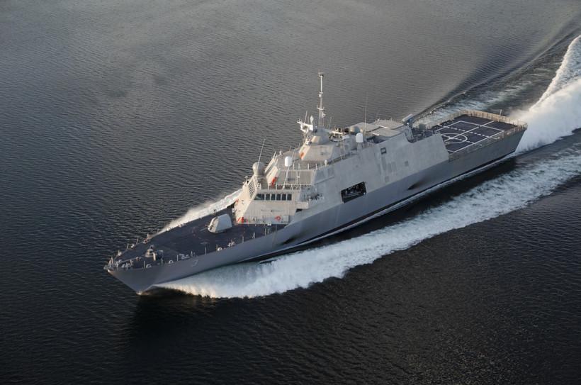 Naval Surface Warriors (CC-BY-SA)
