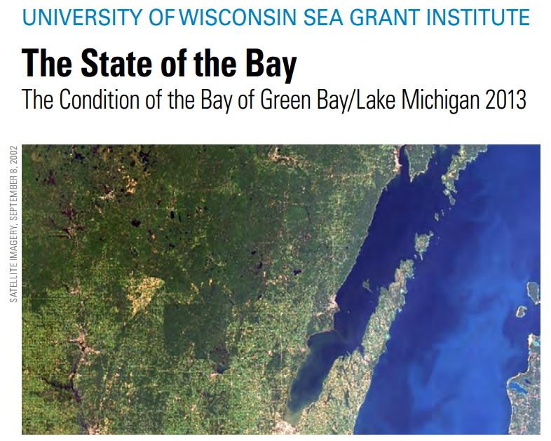 "UW Sea Grant Institute's ""State of the Bay 2013"" report"