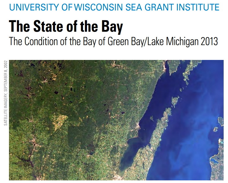 "UW Sea Grant Institute's ""State of the Bay 2013"" report"