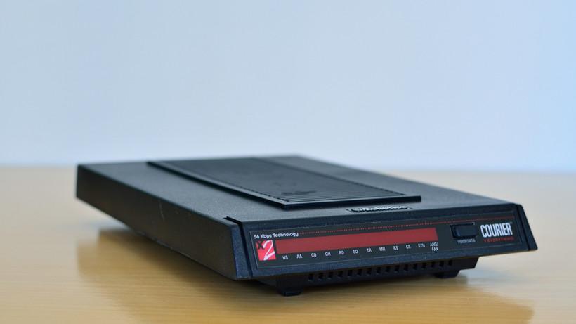 56kbps modem
