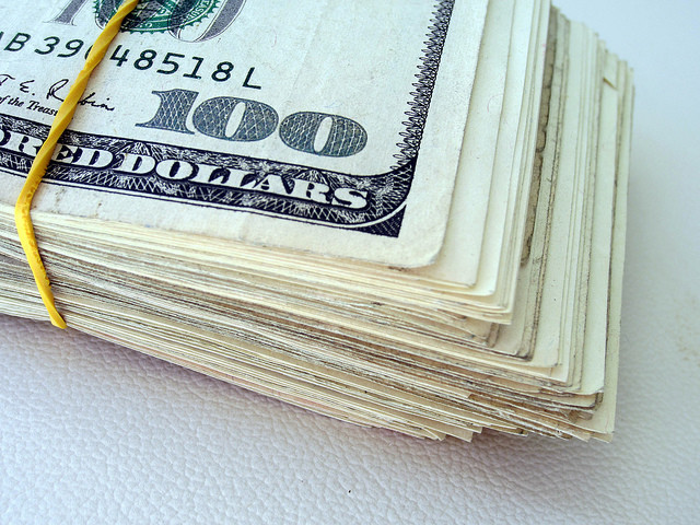 money, photo 401(K) 2012 cc-by-sa