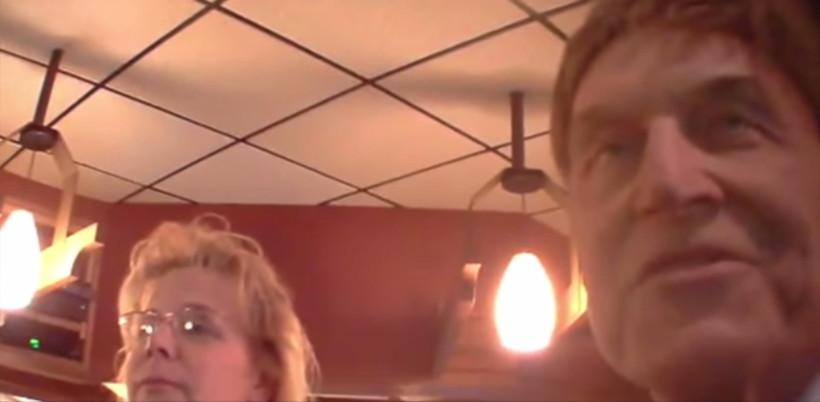 State Sen. Mike Ellis, on hidden camera