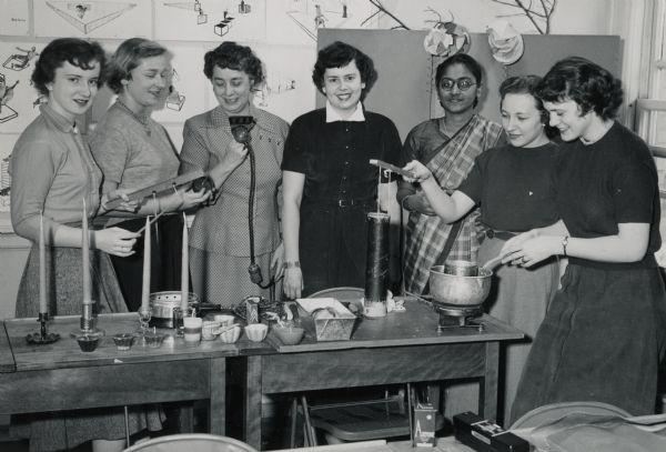 Aline Hazard, courtesy of Wisconsin Historical Society