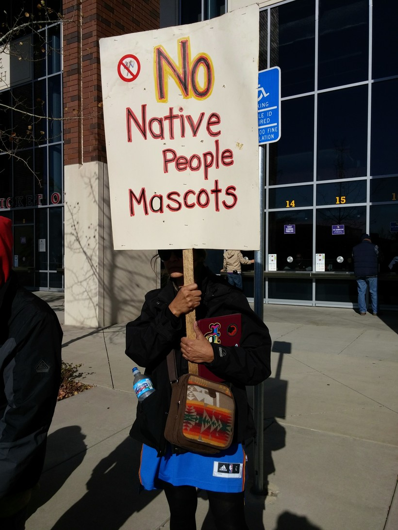 Native American Activist Washington Redskins Football Team Mascot Rooted In Ugly Us History Wisconsin Public Radio