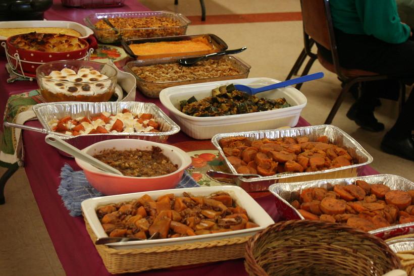 Potluck Recipes Food Network