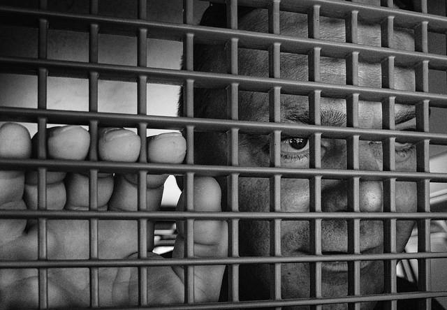 prisoner, Zlatko Vickovic (CC-BY-NC-ND)