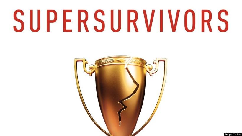 Supersurvivors book cover
