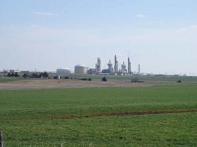 OK refinery, John from Tulsa USA