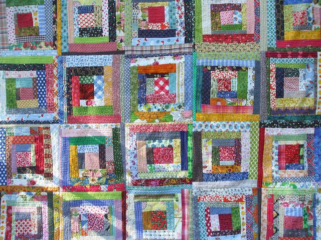 quilt, knitting iris (BY-NC-ND)