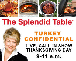 "Thanksgiving Special:  ""Turkey Confidential"""