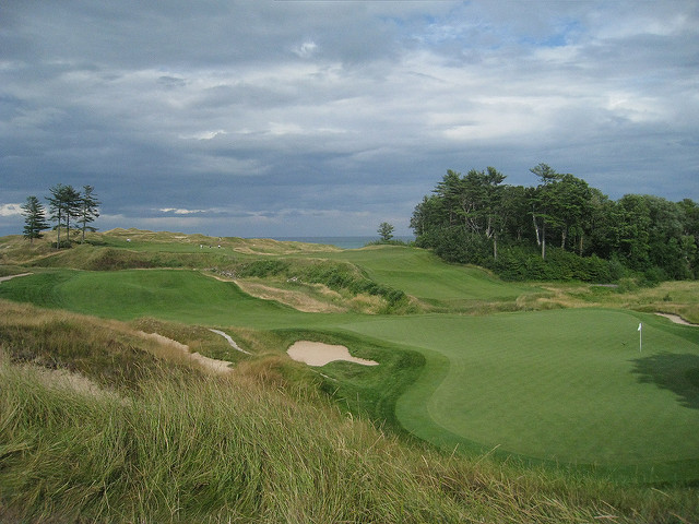 golf wisconsin whistling straits