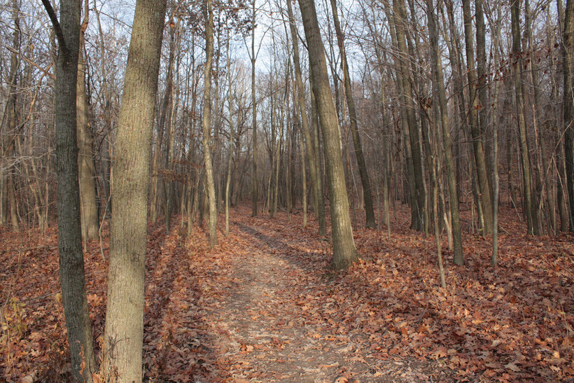 Ice Age Trail, Land and Water Conservation Fund