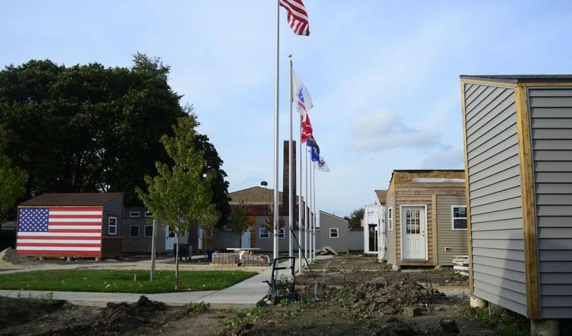 James A. Peterson Veterans Village