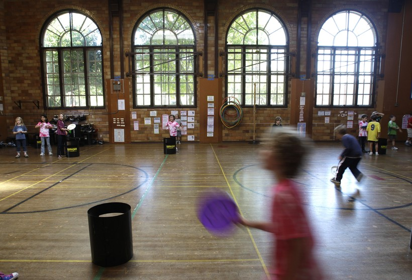 Schools Cut Back Physical Education As Childhood Obesity