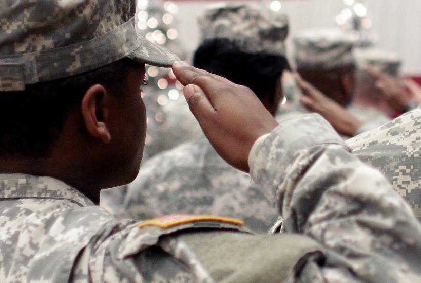 Veterans, African American, VA Mental Health Summit, James Cocroft, Jayne Holland