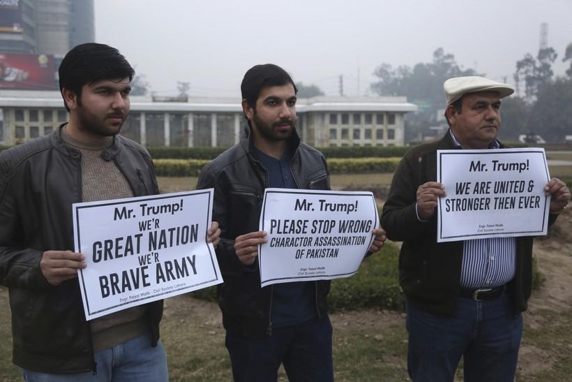 Trump - Pakistan