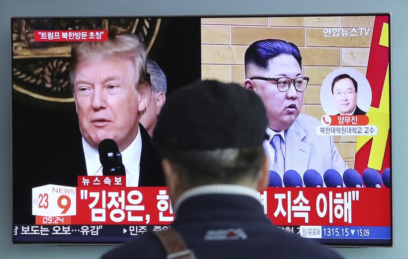 Donald Trump/Kim Jong Un