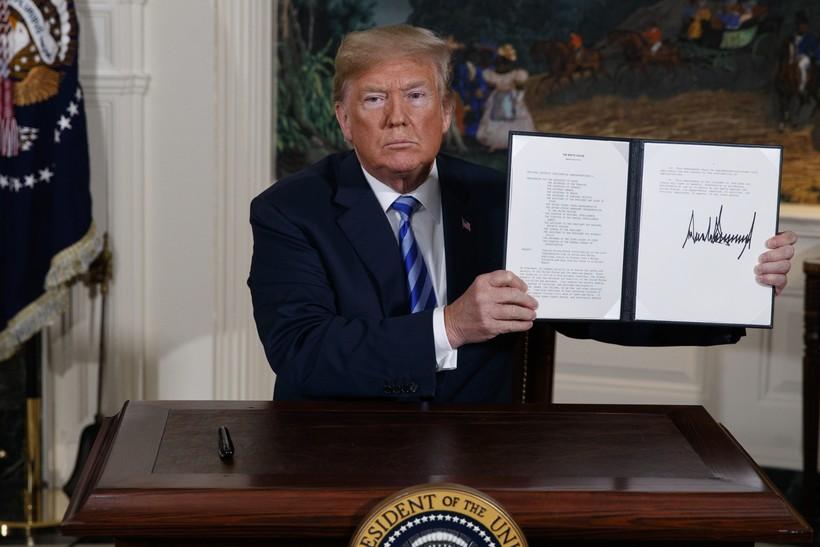 Donald Trump Iran