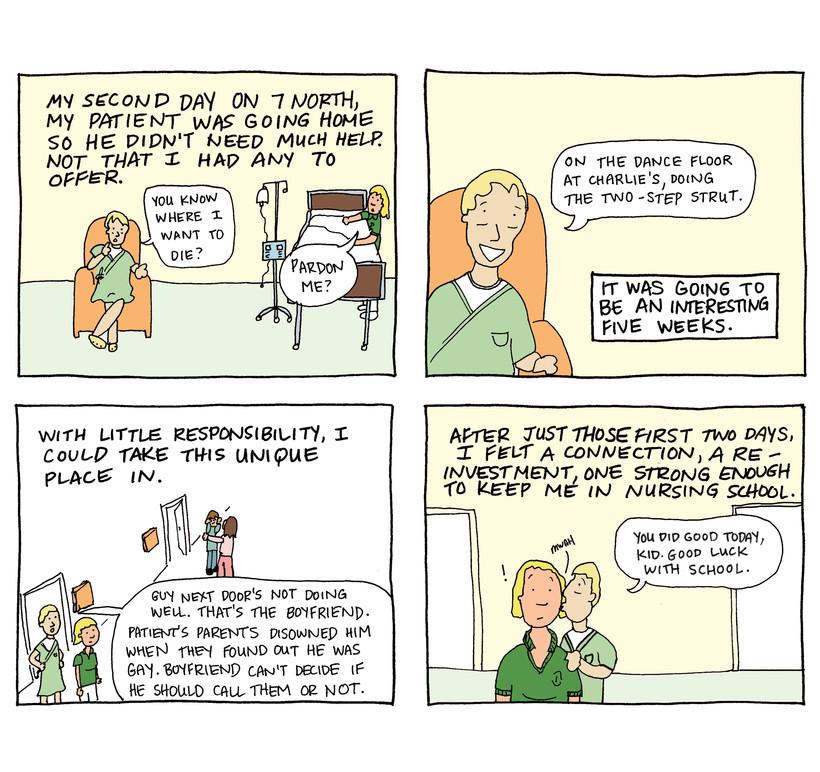 Meet The Nurse Who Wants To Make Us Healthier Through Comics Wisconsin Public Radio
