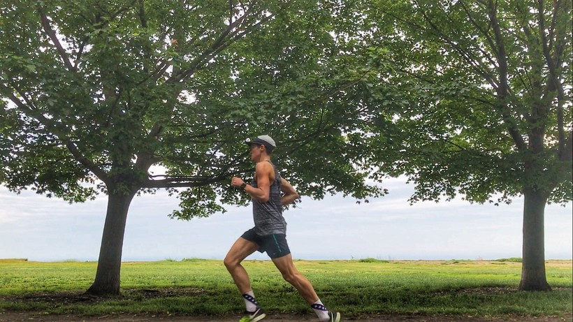 Chris Mosier, duathlon, transgender