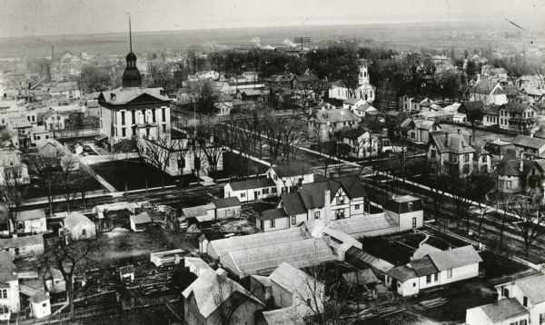 Green Bay around 1890.