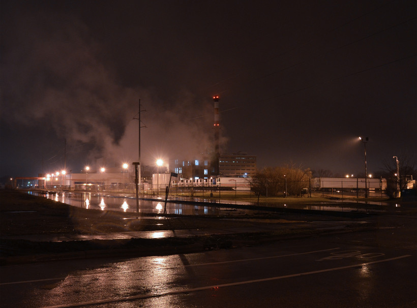 Oscar Mayer plant in Madison