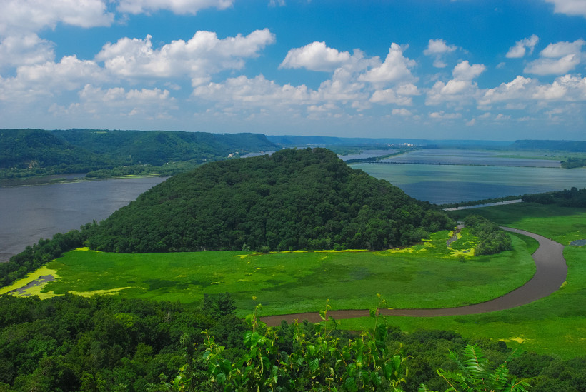 Trempealeau Mountain, Perrot State Park