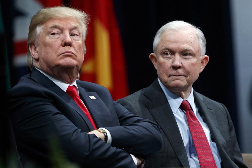 Trump Sessions
