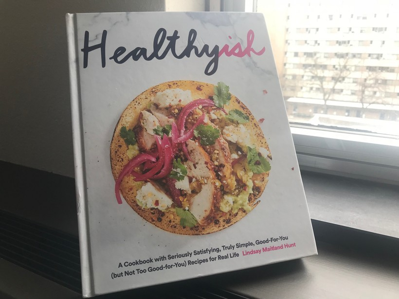 "Cover of ""Healthyish"""