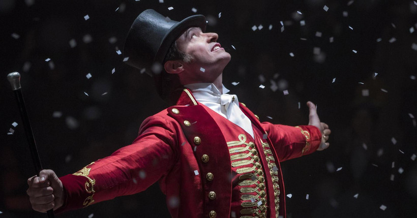 "Hugh Jackman in ""The Greatest Showman"""