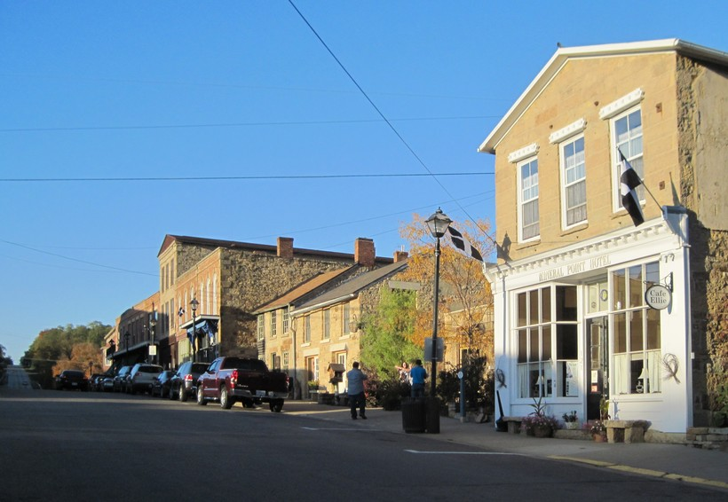 Mineral Point Named One Of The Best Small Towns To Visit In 2017