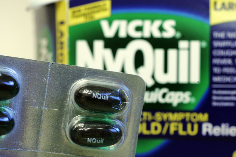 NyQuil caplets