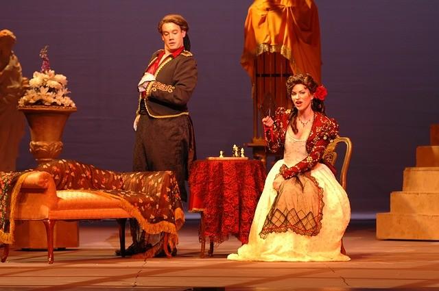 opera, singing, aria, performance