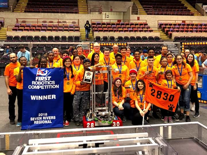 Riverside University High School Robotics Team