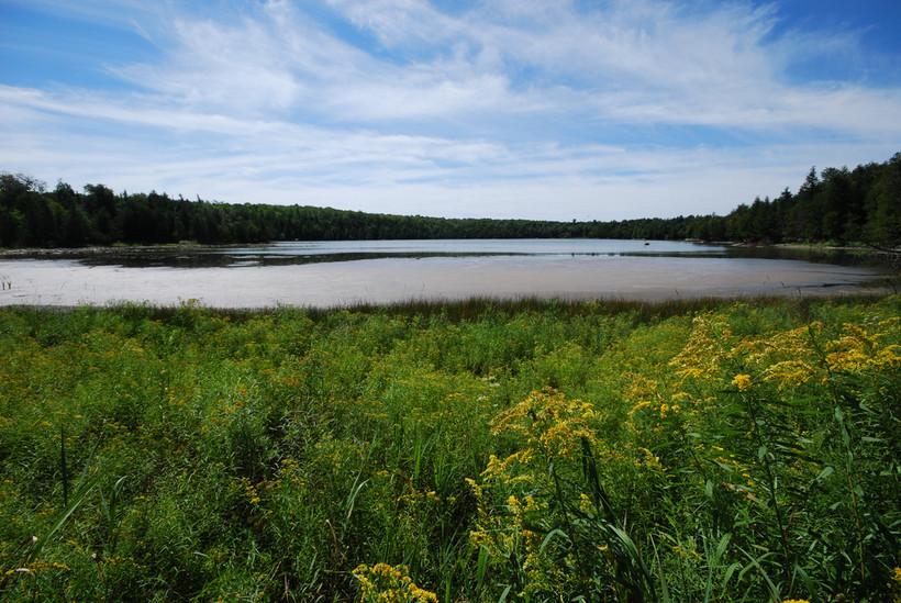 Lake in Door County